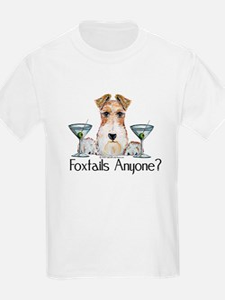 Wire Fox Terrier Pary T-Shirt