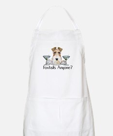 Wire Fox Terrier Pary BBQ Apron