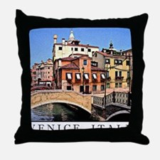 Venice Throw Pillow