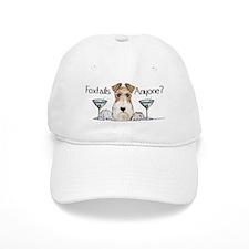 Wire Fox Terrier Pary Baseball Cap