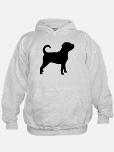 Puggle Dog Hoodie