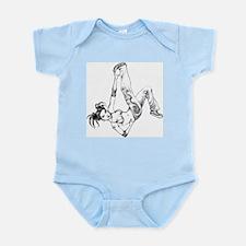 BGirl Elbow Freeze Infant Bodysuit
