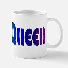 Disco Queen Retro Small Small Mug