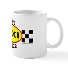 MOM'S TAXI SERVICE Mug