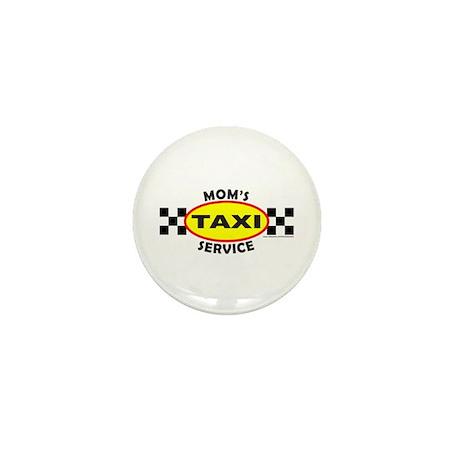 MOM'S TAXI SERVICE Mini Button