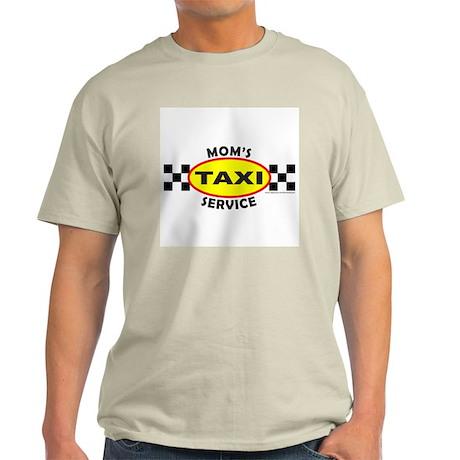 MOM'S TAXI SERVICE Light T-Shirt