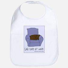 Labrador Gifts Bib
