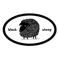 Black Sheep Bumper Stickers