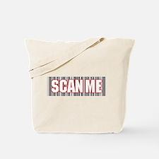 Scan Me Tote Bag