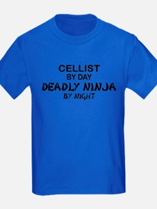 Cellist Deadly Ninja T