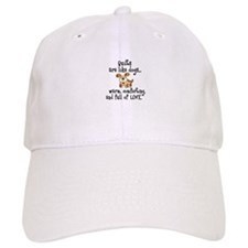 Dogs Are Like Quilts Baseball Cap