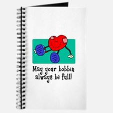 May Your Bobbin Be Full - Sew Journal