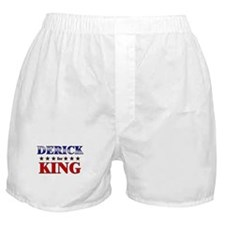DERICK for king Boxer Shorts