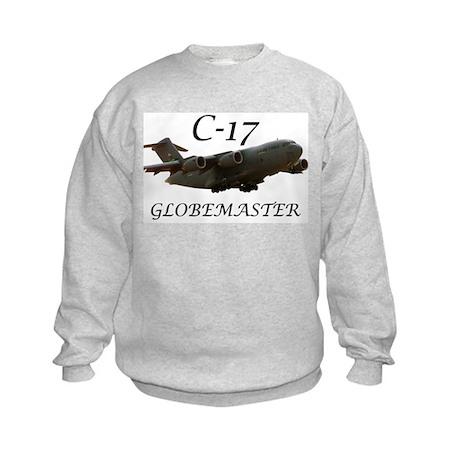 C-17 Globemaster Kids Sweatshirt