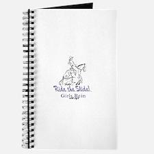 Cute Quarter horse racing Journal