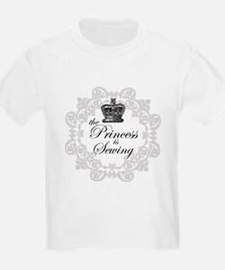 The Princess is Sewing T-Shirt