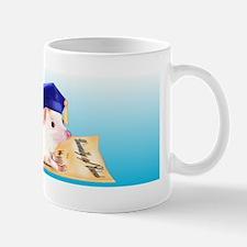'Mina's Graduation' Mug
