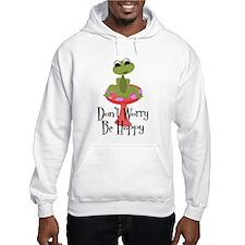 Don't Worry Be Hoppy Hoodie