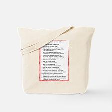 Unique Cesarean Tote Bag