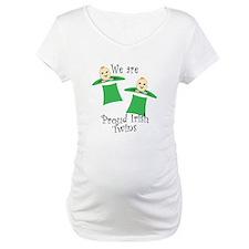 Proud Irish Twins Shirt