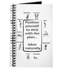 Positions for labor Journal
