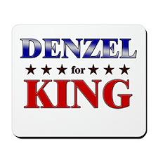 DENZEL for king Mousepad