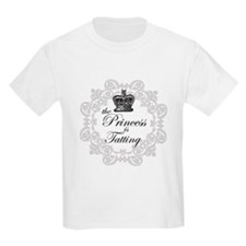 The Princess in Tatting T-Shirt