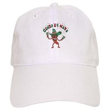 Cinco de Mayo Chili Pepper Baseball Cap