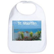 St. Maarten Seascape-1 Bib