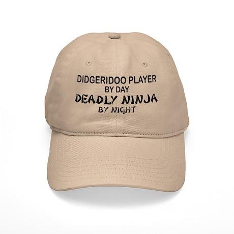 Didgeridoo Deadly Ninja Cap