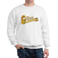 Old School Player Sweatshirt