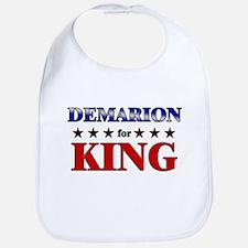DEMARION for king Bib