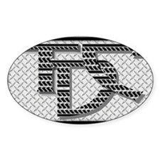 TDC Oval Decal