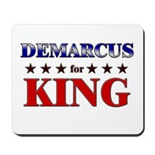 DEMARCUS for king Mousepad