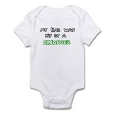 Kart Accident Infant Bodysuit