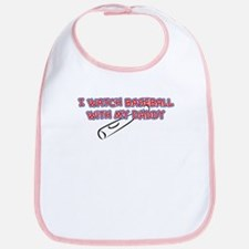 Chicago Baseball I Daddy Bib