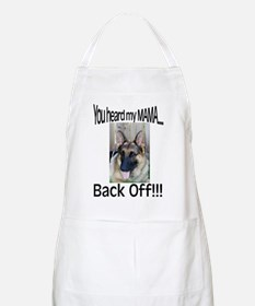 Back Off!!! BBQ Apron