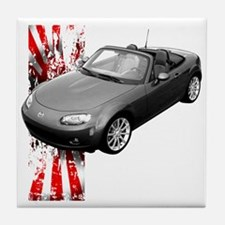 MX5 Japan Tile Coaster