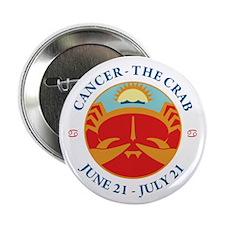 "Cancer 2.25"" Button"