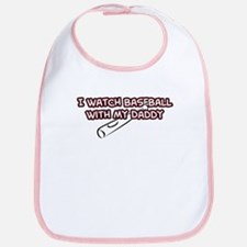 Arizona Baseball Daddy Bib