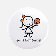 "Girls Got Game 3.5"" Button"