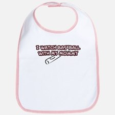 Arizona Baseball Mommy Bib