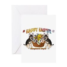 Shepherd Style Easter Greeting Card
