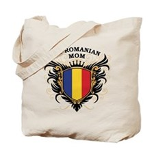 Number One Romanian Mom Tote Bag