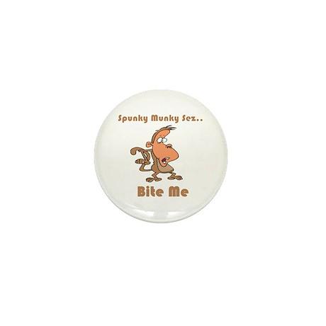 Bite Me Mini Button (100 pack)