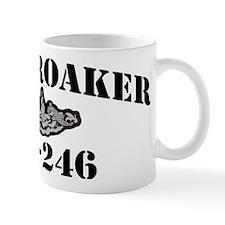 USS CROAKER Mug