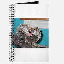 Frilled Dragon:Una Li i Journal