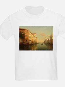 3-Antoine_Bouvard__Venetian_View T-Shirt