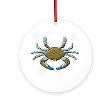 Funny Sapidus Ornament (Round)