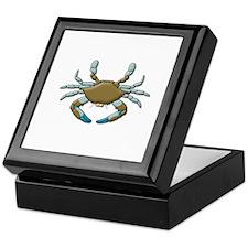 Callinectes Keepsake Box